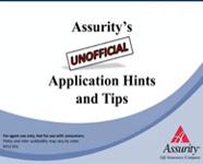 Assurity Tips Video